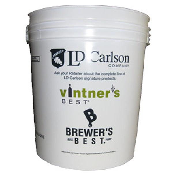 7.9 Gallon Ale Pail Bottling Bucket w/ spigot (SL14)