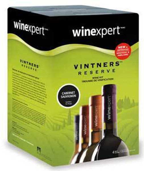 VR WV CAB SAUVIGNON W/ Grape Skins (SL25)
