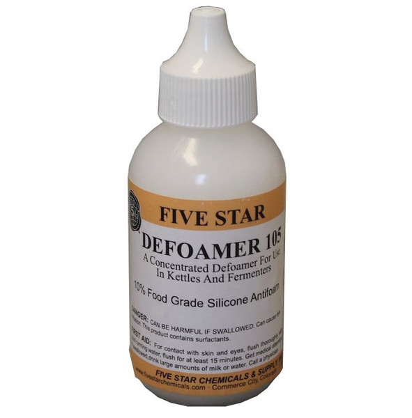 Five Star Defoamer 105 2oz
