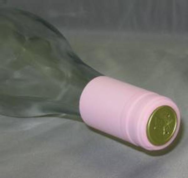 PVC Shrink Cap - Pink