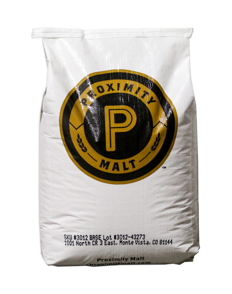 Proximity Base Malt - 50 lb