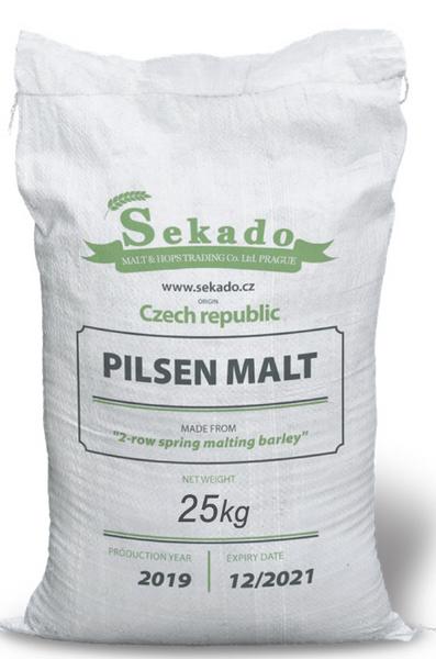 Authentic Czech Pilsen