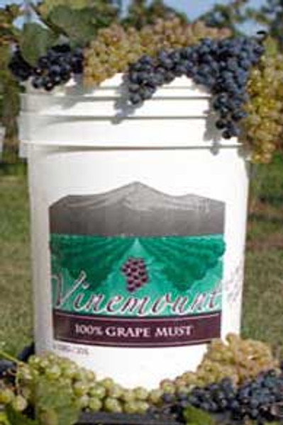 Thompson Seedless California Wine Juice