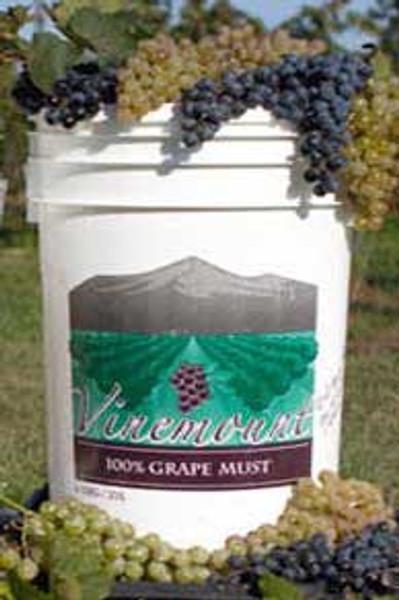 Viognier California Wine Juice