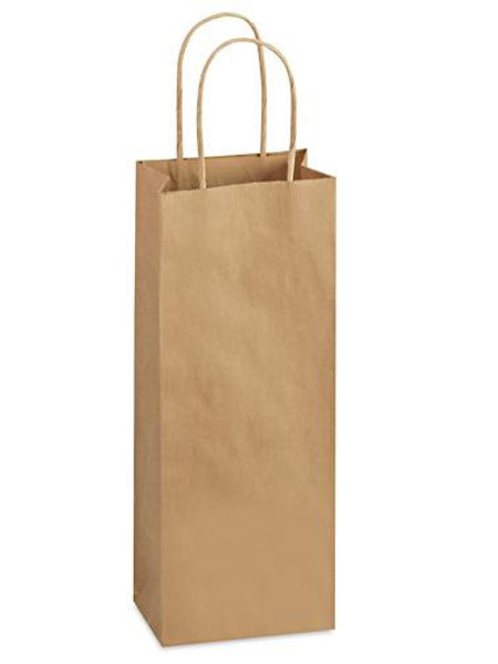 Wine Gift Bags With Handle | 10 Pack (SL43)