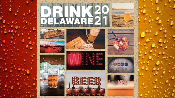 Drink Delaware 2021 Collaboration Calendar