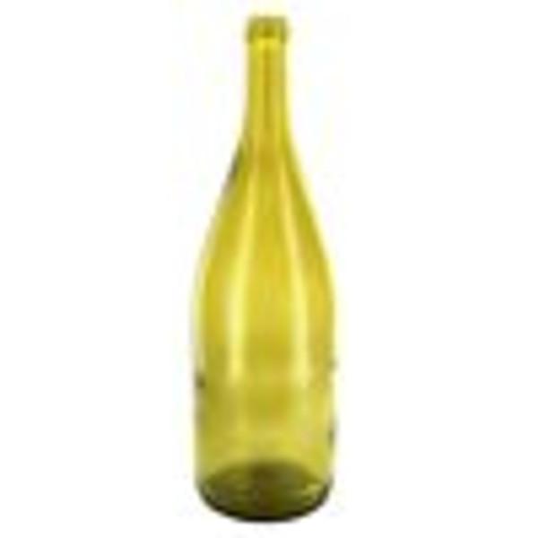 1.5 Liter Dead Leaf Magnum Burgundy Wine Bottles, | Case of 6