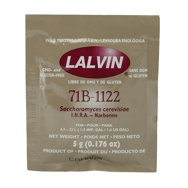 Lalvin 71B-1122 Red/White