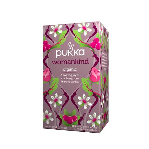 Pukka Organic Womankind (20 Tea Sachets)