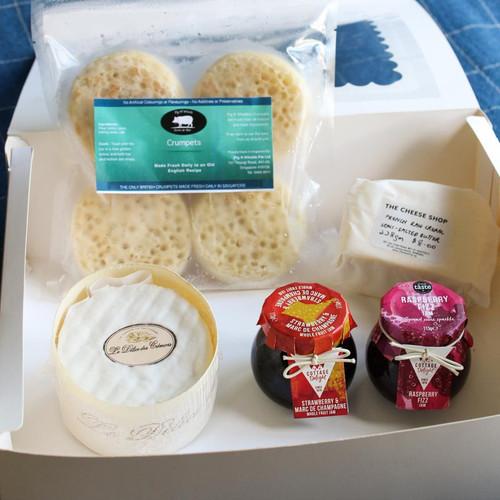 Classy Crumpet Care Pack