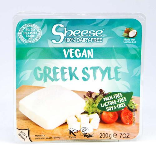 Sheese Vegan Greek Feta Style Cheese