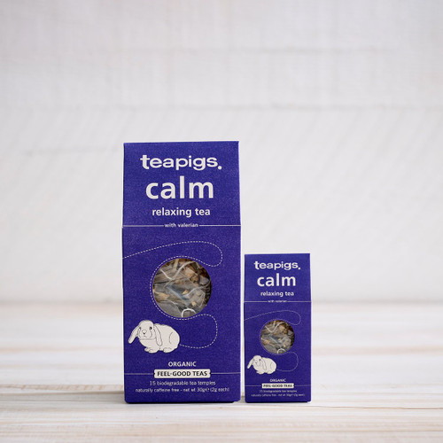 Teapigs Calm with Valerian Tea (15 Tea Temples)