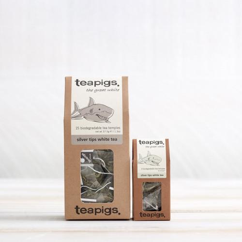 Teapigs Silver Tips White Tea (15 Tea Temples)