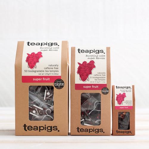 Teapigs Super Fruit Tea (15 Tea Temples)