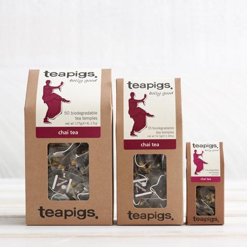 Teapigs Chai Tea (15 Tea Temples)