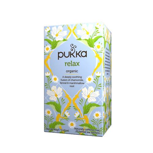 Pukka Organic Relax (20 Tea Sachets)