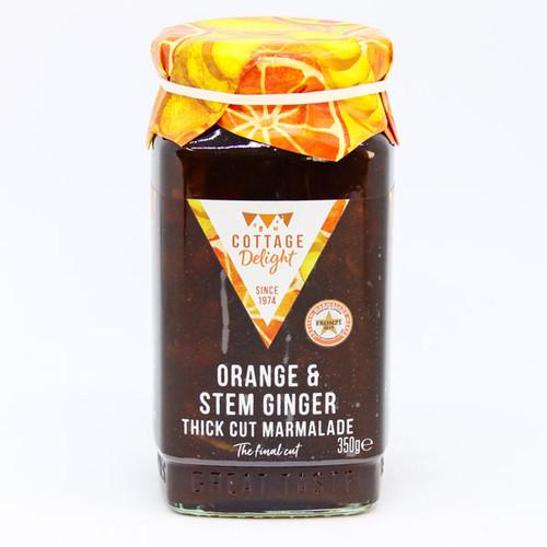 Cottage Delight Orange & Stem Ginger  Thick Cut Marmalade