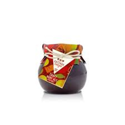 Cottage Delight Craft Ruby Ale Chutney Mini Globe