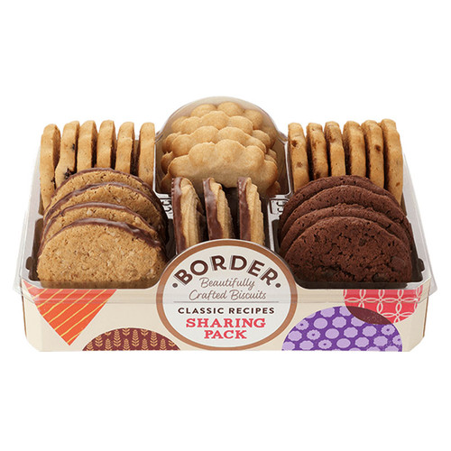 Border Biscuits Classic Sharing Pack