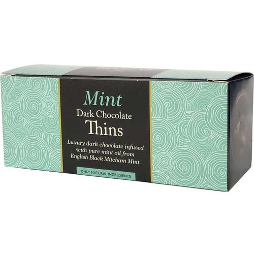 Beech's Mint Dark Chocolate Thins