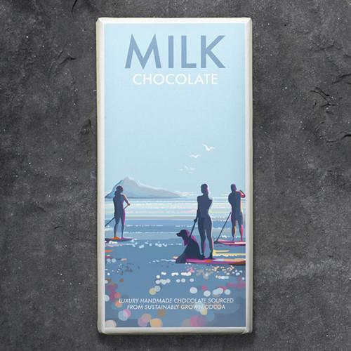 Kernow Milk Chocolate - Becky Bettesworth Range