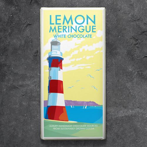 Kernow Lemon Meringue White Chocolate - Becky Bettesworth Range