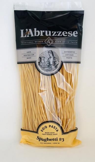 L'Abruzzese Free Range Egg Spaghetti