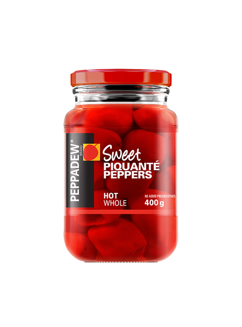 Peppadew Piquante Sweet Whole Peppers - Hot