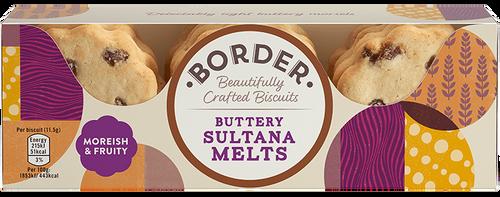 Border Buttery Sultana Melts