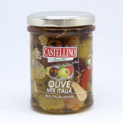 Castellino Mix Italia Olives