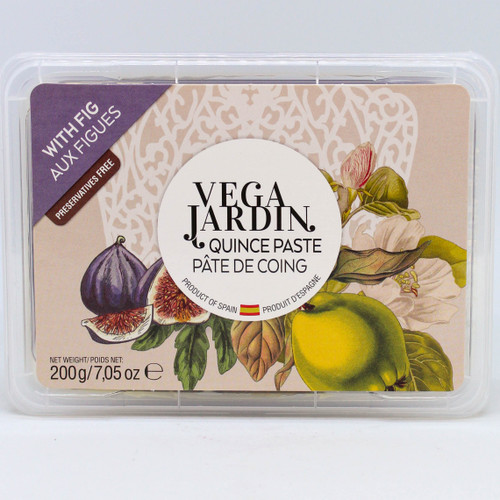 Vega Jardin Quince Paste with Fig 200g