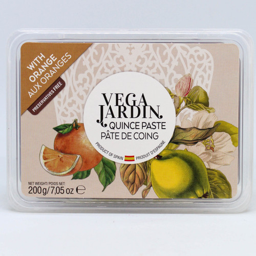 Vega Jardin Quince Paste with Orange 200g