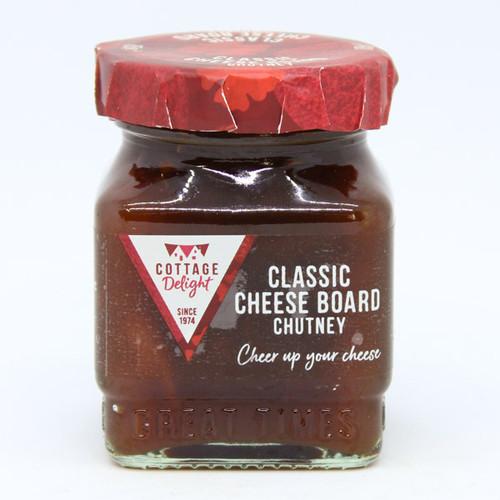 Cottage Delight Classic Cheese Board Chutney Mini Globe