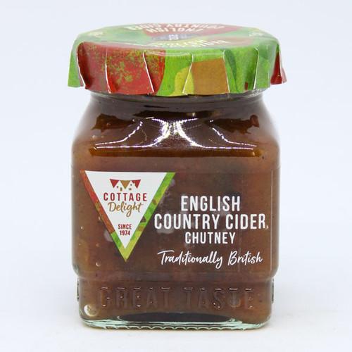 Cottage Delight English Country Cider Chutney Mini Globe