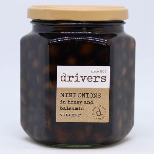 Drivers Mini Onions in Honey Balsamic Vinegar