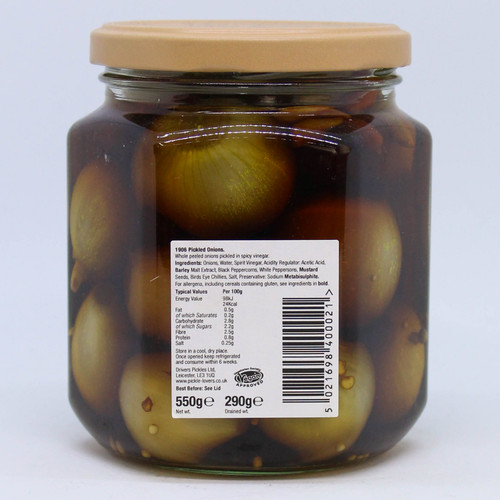 Drivers 1906 Pickled Onions