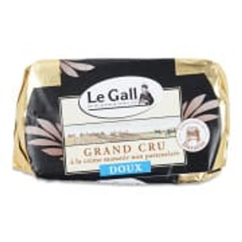 Le Gall Grand Cru Raw Cream Unsalted Butter 250g