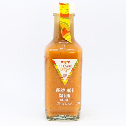 Cottage Delight Very Hot Cajun Sauce