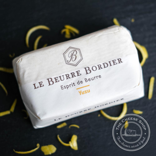 Bordier Yuzu Butter 125g