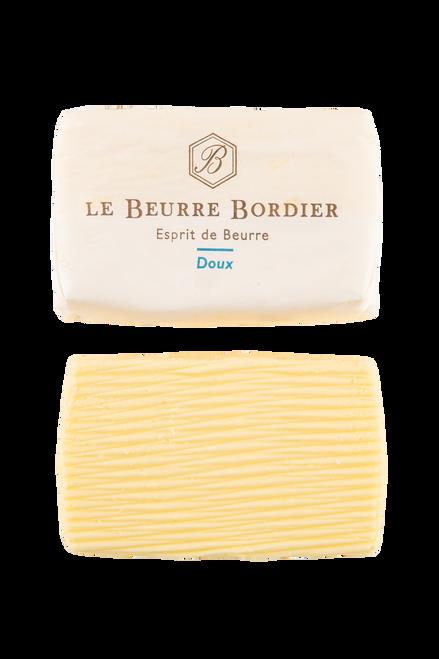 Bordier Unsalted Doux Butter 125g