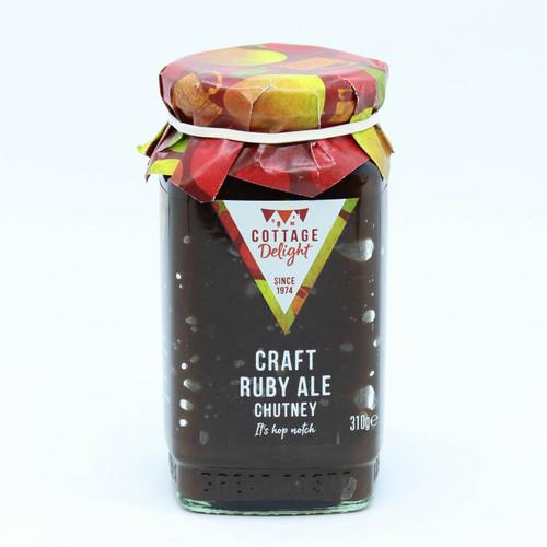 Cottage Delight Craft Ruby Ale Chutney