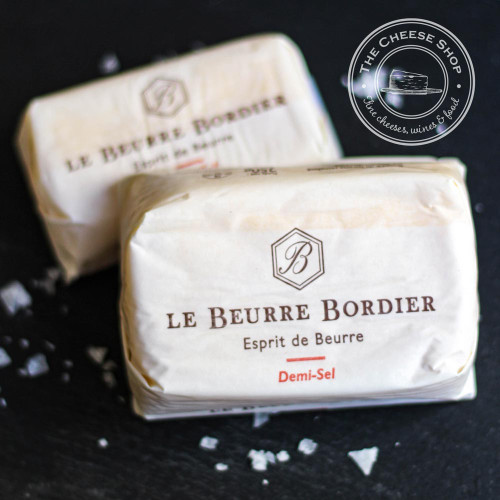Bordier Semi-Salted Demi-Sel Butter 250g