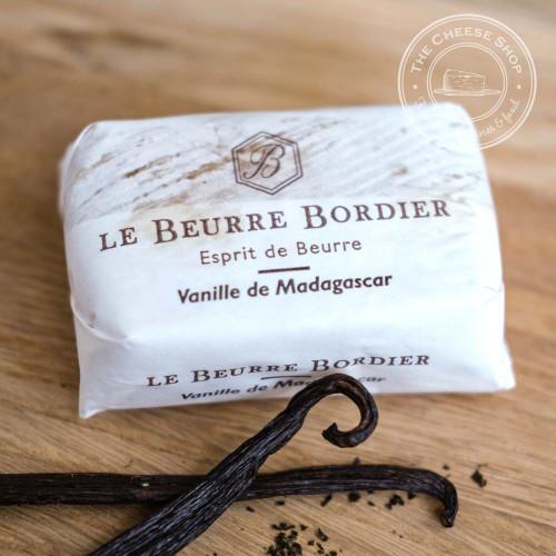 Bordier Vanilla Butter 125g
