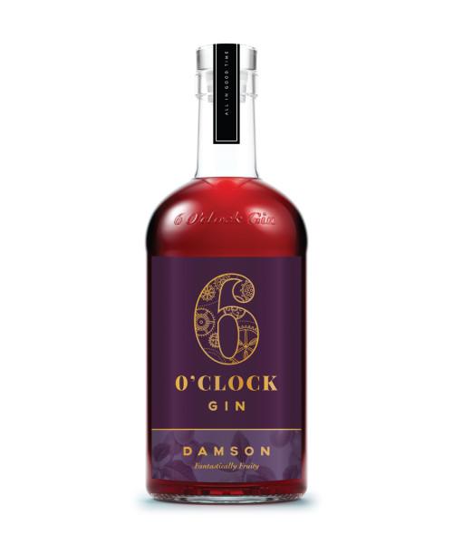 Six O' Clock Damson Gin