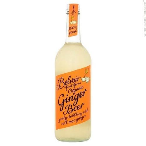 Belvoir Organic Ginger Beer 750ml