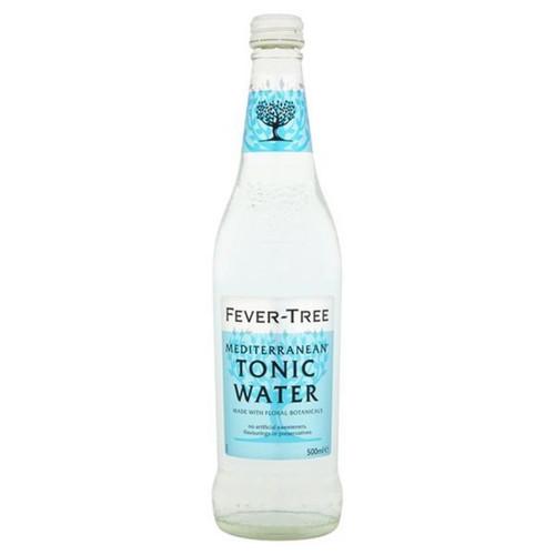 Fever Tree Mediterranean Tonic 500ml