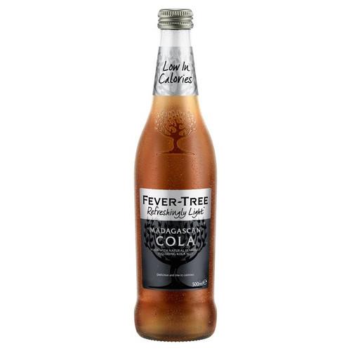 Fever Tree Light Madagascan Cola 500ml