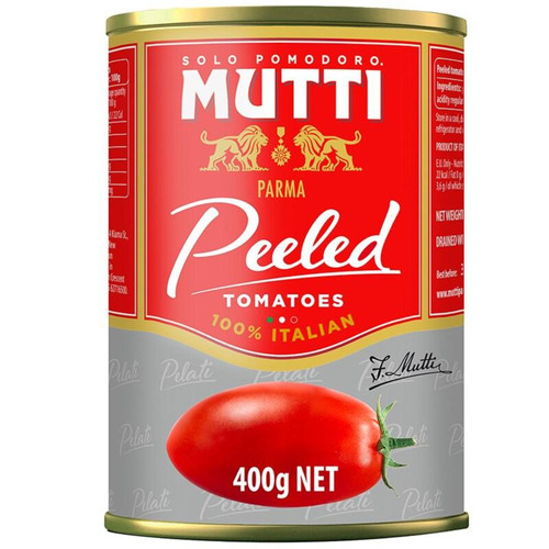 Mutti San Marzano Peeled Tomatoes