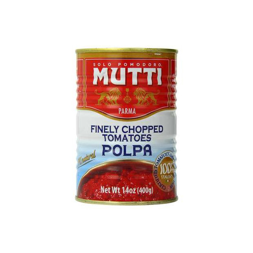 Mutti Polpa Finely Chopped Tomatoes
