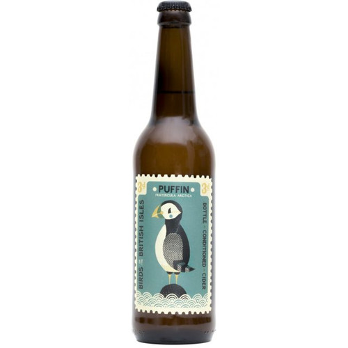 Perry's Puffin Dry Cider 500ml